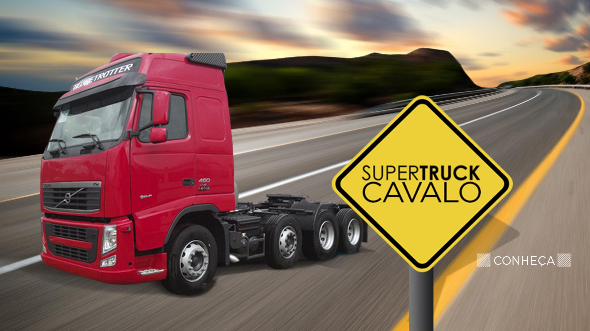 Super Truck Cavalo