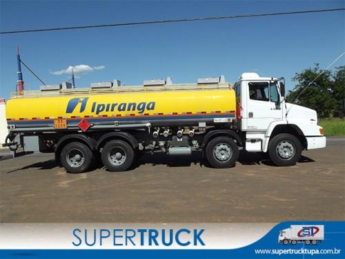 Caminhão Ipiranga